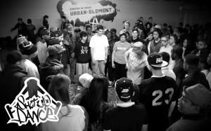 Shut Up N Dance: Witches N snitchies breakdance urban element