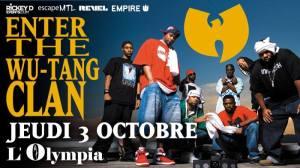 Olympia Wu-Tang Clan