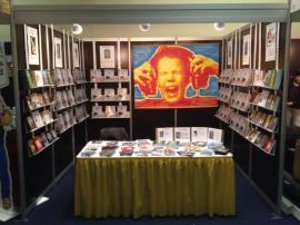 livres salon du livre montréal recueil book love in 3D amour 3 dimensions