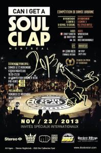 Can I get a Soul Clap 2013