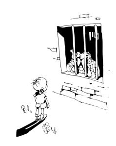 enfant-prison indiens mistassini autochtones pénitencier