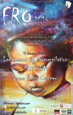Lancement compilation avec Afua Cooper