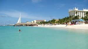 Aruba_Palm_Beach plage playa