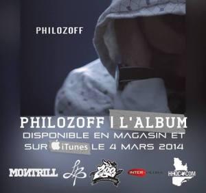 Philozoff L'album