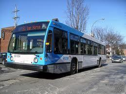 autobus bus metro ville montréal transport en commun stm