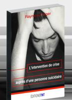 suicide crise suicidaire livre guide référence