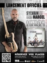 Sylvain et ses Marcel
