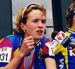 Geneviève Jeanson cycliste dopage vélo sport