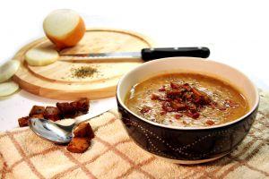 creme soupe potage bistro le ste-cath restaurant est de montréal