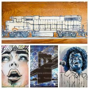 encan street art auction graffiti art visuel spectacle breakdance