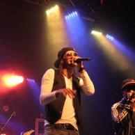 B.U reggae soul RnB music chanteur interprète