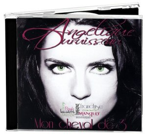 angelique-duruisseau cd musique édith piaf léo ferré chanson française francophone francophonie