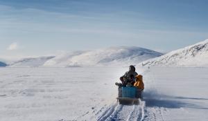 Cégep Sophie-Barat voyage Nunavik