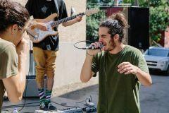 Clay friends music show spectacle musique rap freestyle est montréal hochelaga-maisonneuve homa