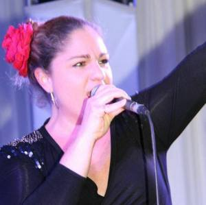 Catherine Avoine la Voix chanteuse souper spectacle