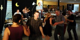 espace trad musique traditionnelle québécoise spectacle jigue caller