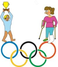 Gymnaste, blessures, passé, peur jeux olympiques sport professionnel