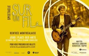 pascal dufour place des arts souper spectacle show event
