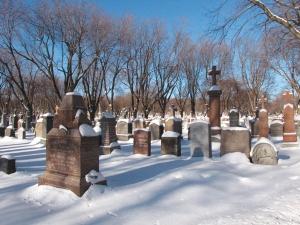 Rituels funéraires patrimoine québec
