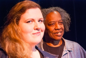 Jennifer Tessier et Ted Stilles au Bistro le Ste-Cath