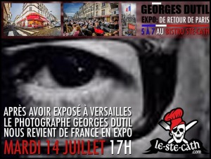 Georges Dutil photographe