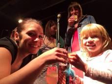karaoké pour enfants chanson chant scène spectacle