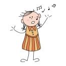 karaoké pour enfants chanson chant spectacle scène micro ouvert
