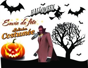 halloween party spectacle est montréal hochelaga-maisonneuve homa