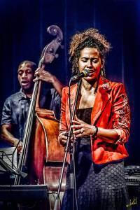 Kim Zombic spectacle gratuit jazz musique est montréal