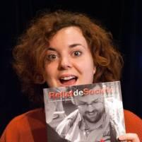Journaliste Delphine Caubet social communautaire auteur livre