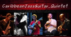 Caribbean Jazz Guitar Quintet spectacles gratuits