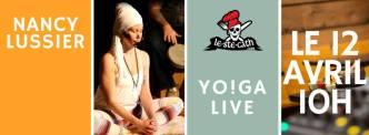 yoga musical spectacles gratuit quoi voir ou manger