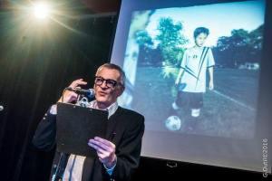 Éric Arson 98,5 livre poésie Ainsi soit-il lancement radio