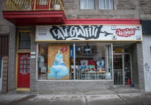 Café Graffiti