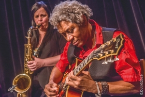 carribean jazz guitar quintet