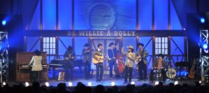 spectacle musique country western cow-boy québecissime