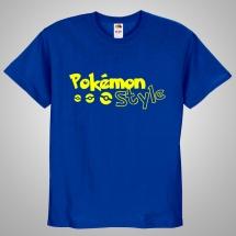 5e t-shirts Pokémon