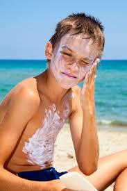 écran solaire crème protection consommateur soleil