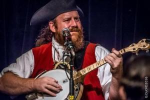Francis Désilets chanteur conteur folklore trad pirates murènes