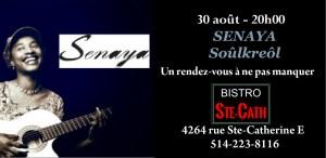 Spectacle Soul Créole Montréal