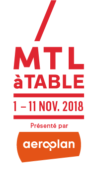 MTL à Table