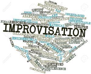 Soirée d'improvisation, spectacle d'impro