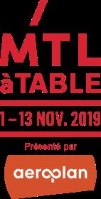 Mtl à table tourisme montréal restaurant