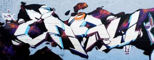 ensu graffiteur graffiti street art urbain