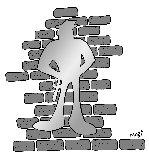 4e mur colin mcgregor prison prisonnier miroir
