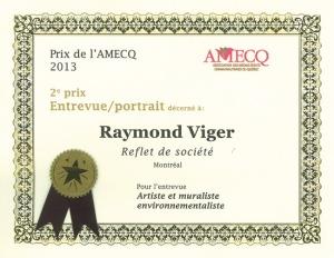prix médias communautaires reportage portrait entrevue amecq
