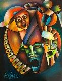 haiti toiles exposition vernissage mois des noirs