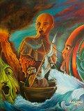 haiti toiles exposition vernissage mois noir