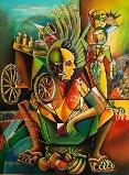 haiti toiles exposition vernissage mois noirs