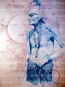 art autochtone artiste amérindien jaycee beyale culture navajo